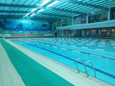 黄冈·翠林游泳馆